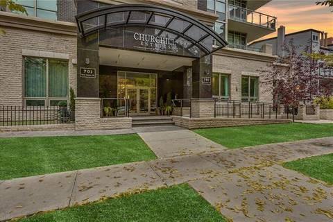 Condo for sale at 701 3 Ave Southwest Unit 504 Calgary Alberta - MLS: C4286293