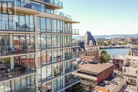 Condo for sale at 707 Courtney  Unit 504 Victoria British Columbia - MLS: 845782