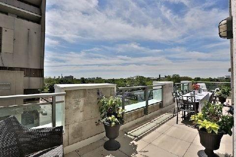 Apartment for rent at 736 Spadina Ave Unit 504 Toronto Ontario - MLS: C5003045