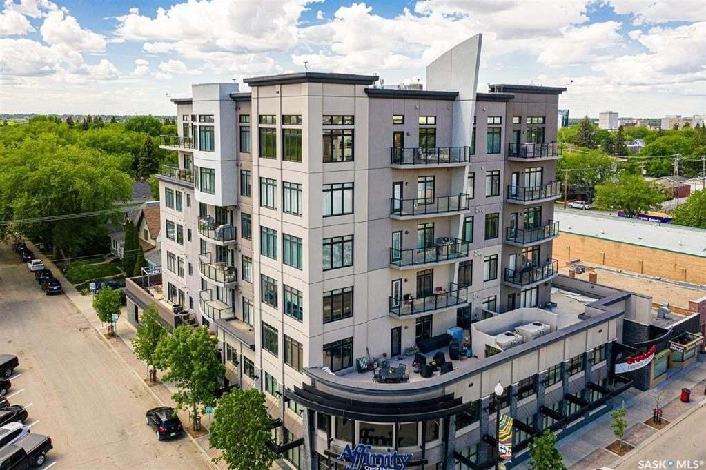 Condo for sale at 922 Broadway Ave Unit 504 Saskatoon Saskatchewan - MLS: SK811562
