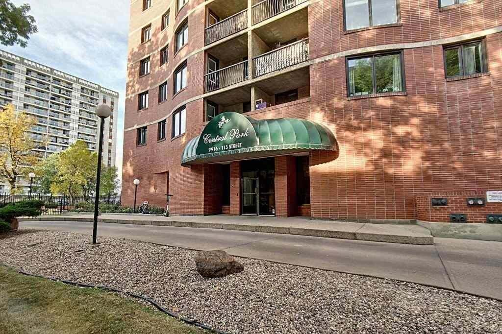 Condo for sale at 9916 113 St NW Unit 504 Edmonton Alberta - MLS: E4215549