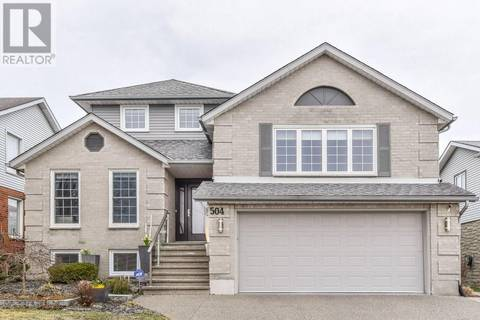 House for sale at 504 Appledale Cres Waterloo Ontario - MLS: 30726656