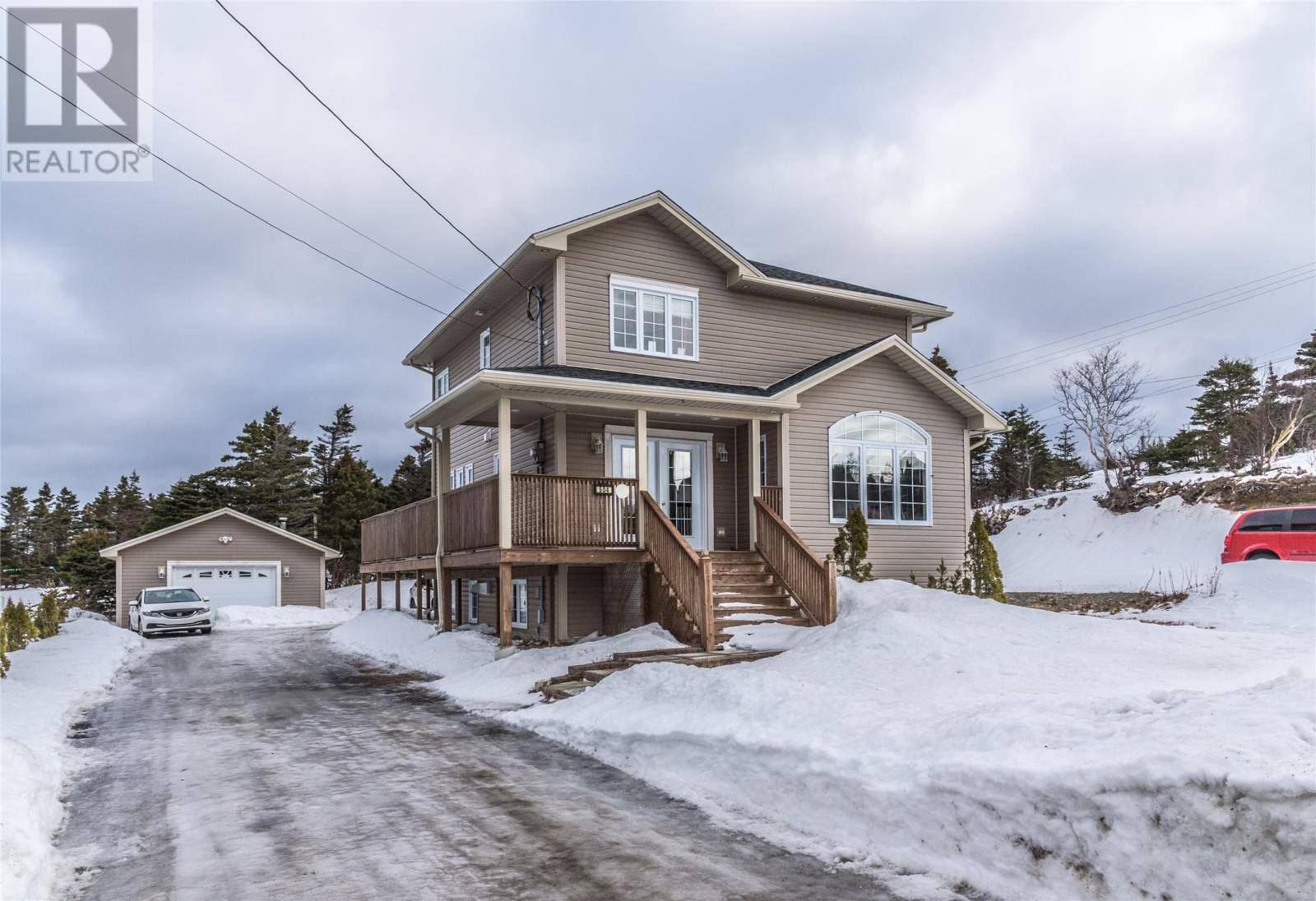 House for sale at 504 Main Rd Pouch Cove Newfoundland - MLS: 1210103