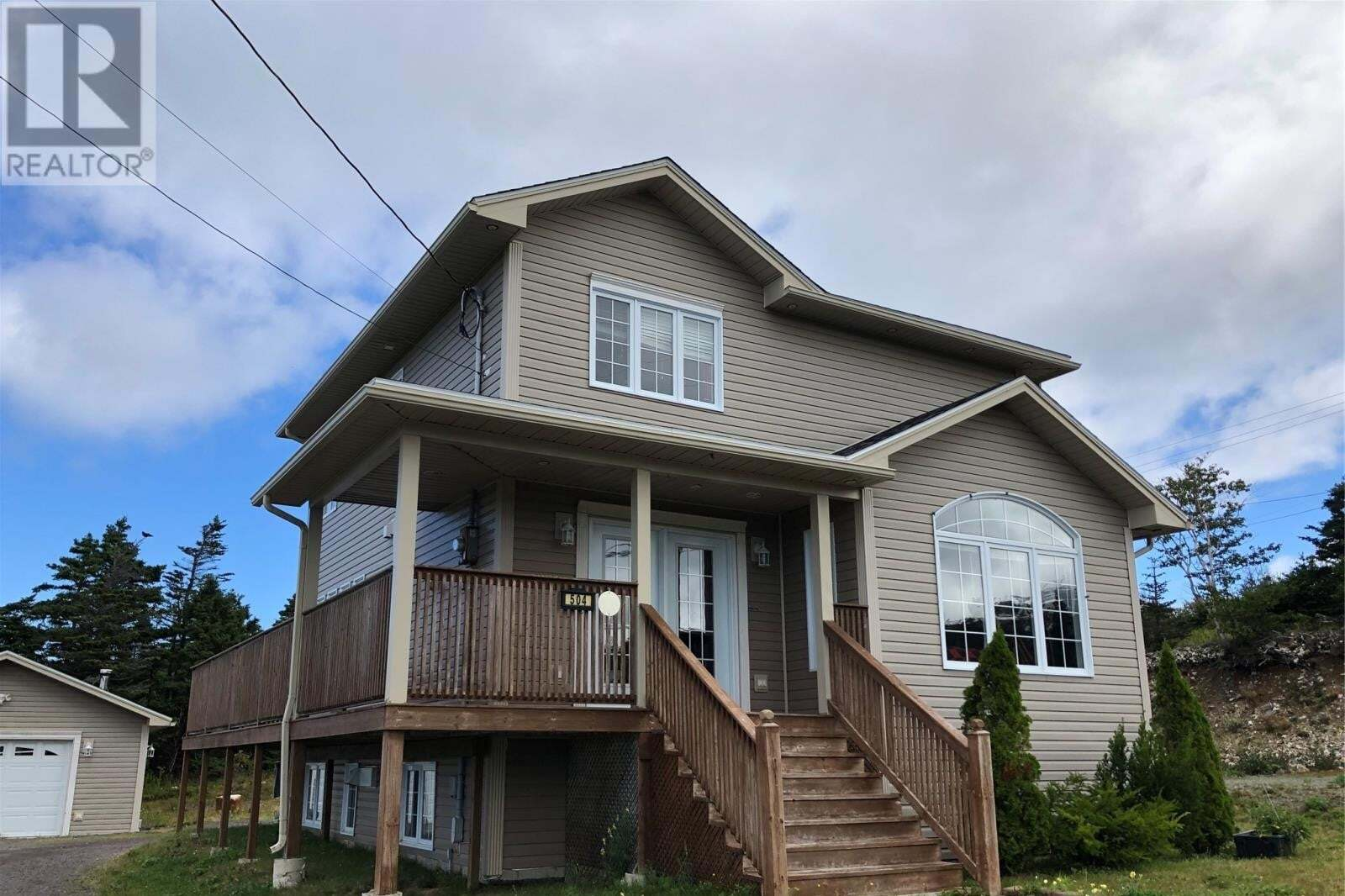House for sale at 504 Main Rd Pouch Cove Newfoundland - MLS: 1221185