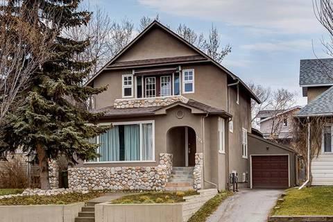 House for sale at 504 Memorial Dr Northwest Calgary Alberta - MLS: C4238849
