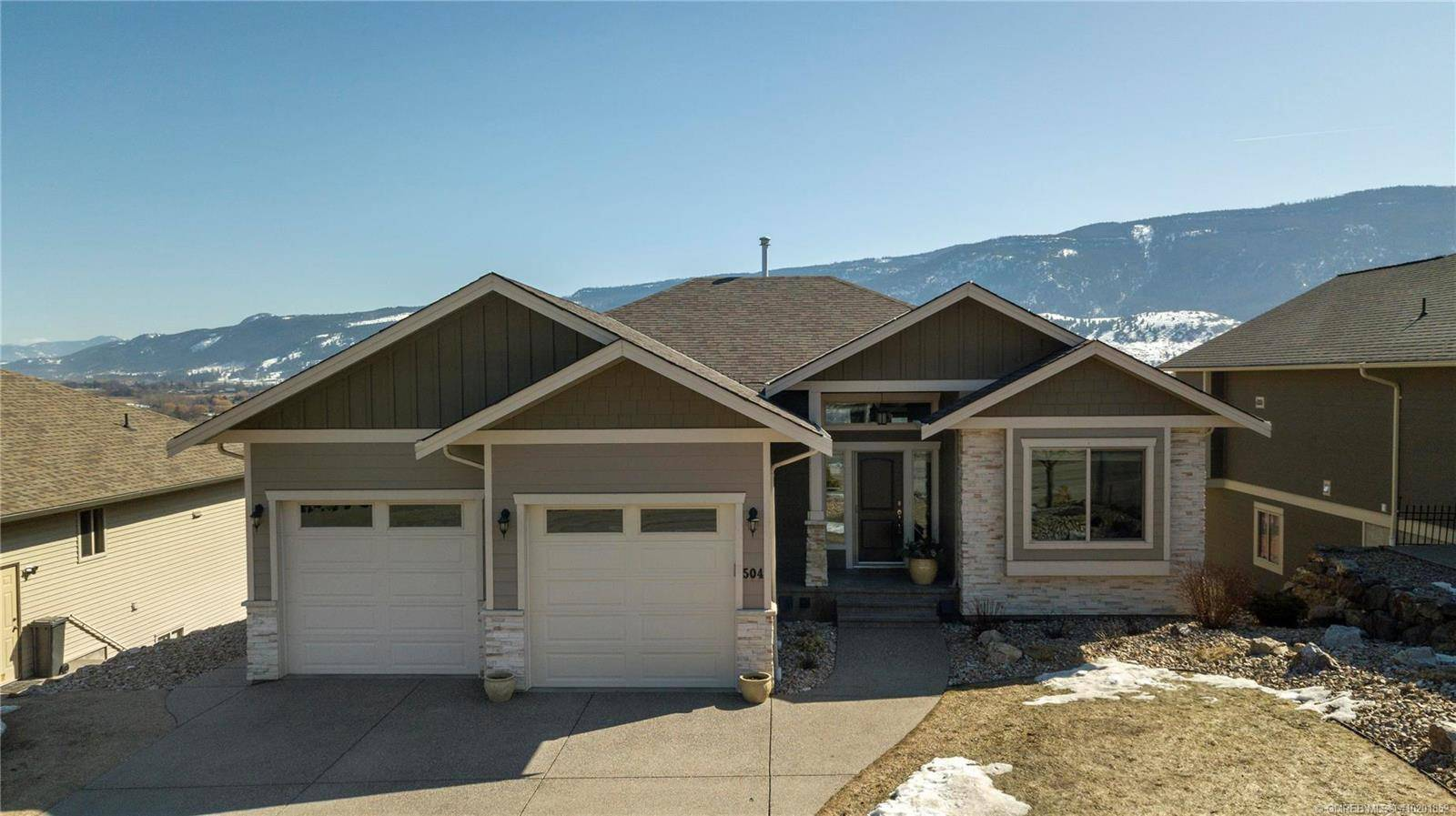 House for sale at 504 Middleton Wy Coldstream, Bc British Columbia - MLS: 10201852