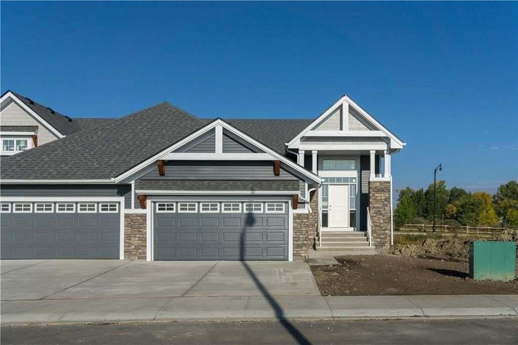 Townhouse for sale at 504 Montana Ba SE Montrose, High River Alberta - MLS: C4292509