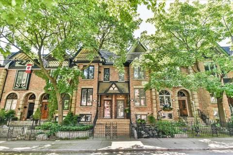 Townhouse for sale at 504 Ontario St Toronto Ontario - MLS: C4482186