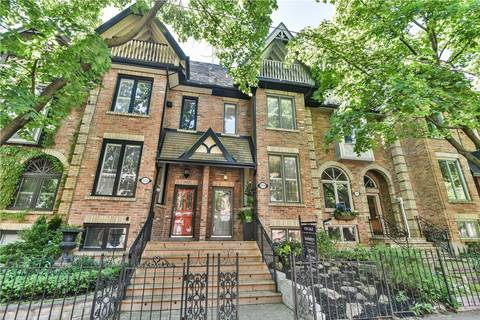 Townhouse for sale at 504 Ontario St Toronto Ontario - MLS: C4518092
