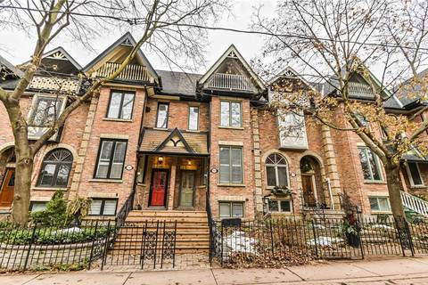 Townhouse for sale at 504 Ontario St Toronto Ontario - MLS: C4651536