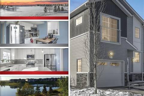 Townhouse for sale at 504 Redstone Vw Northeast Calgary Alberta - MLS: C4288186
