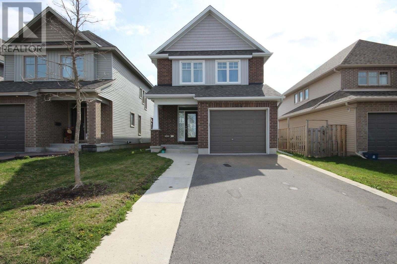 House for sale at 504 Savannah Ct Kingston Ontario - MLS: K20002323