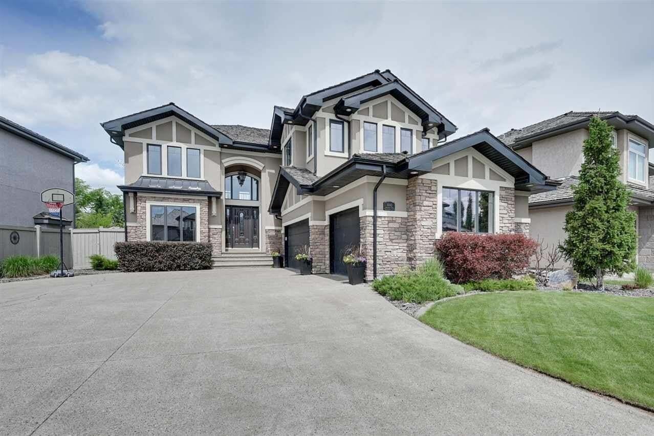 House for sale at 5040 Mcluhan Rd NW Edmonton Alberta - MLS: E4204256