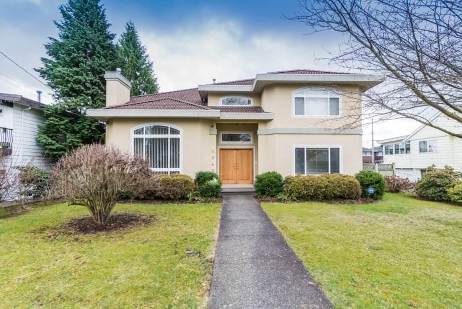 Sold: 5042 Watling Street, Burnaby, BC