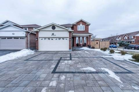 House for sale at 5044 Fairwind Dr Mississauga Ontario - MLS: W4702716