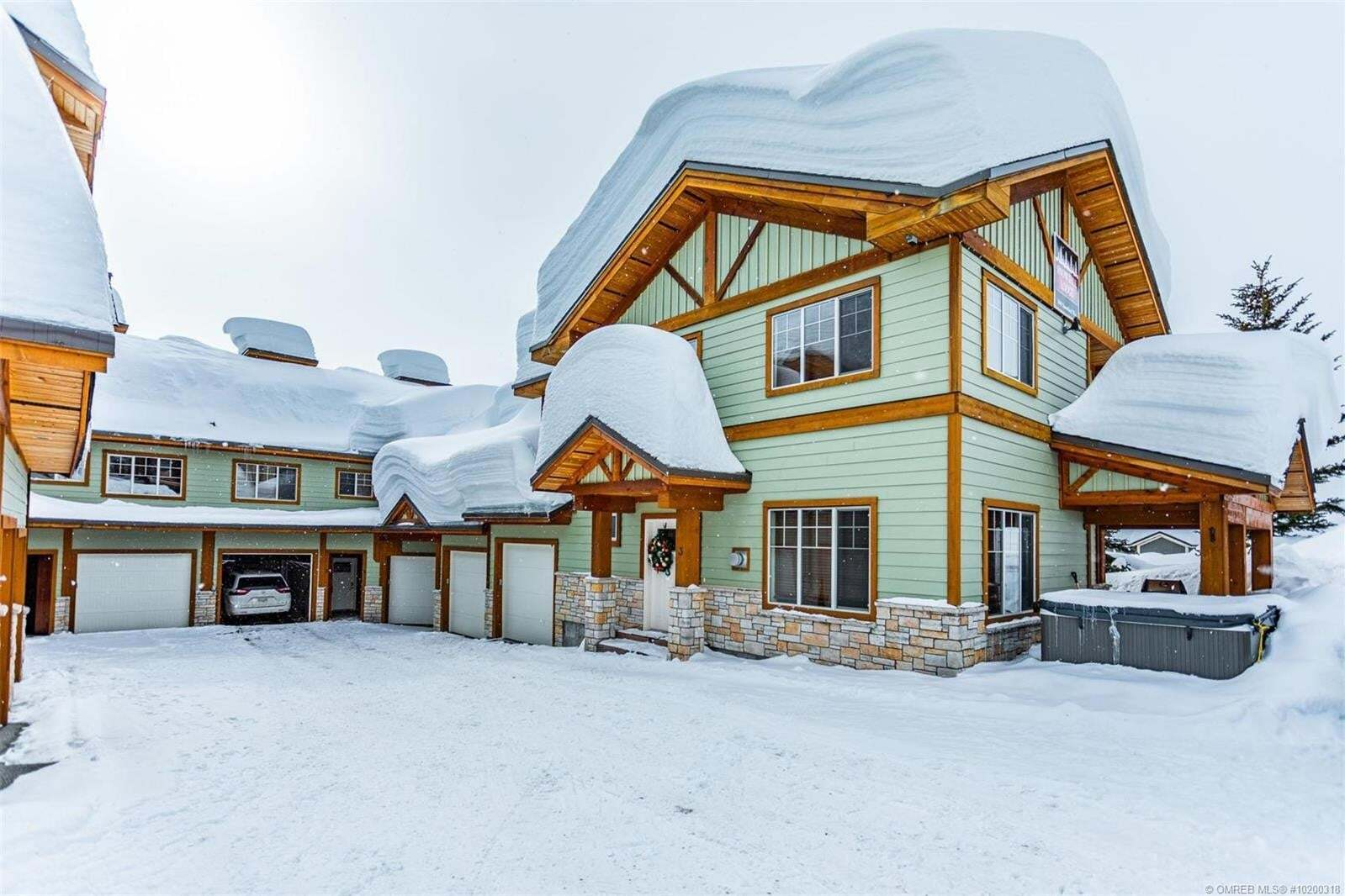 Townhouse for sale at 5045 Snowbird Wy Big White British Columbia - MLS: 10200318
