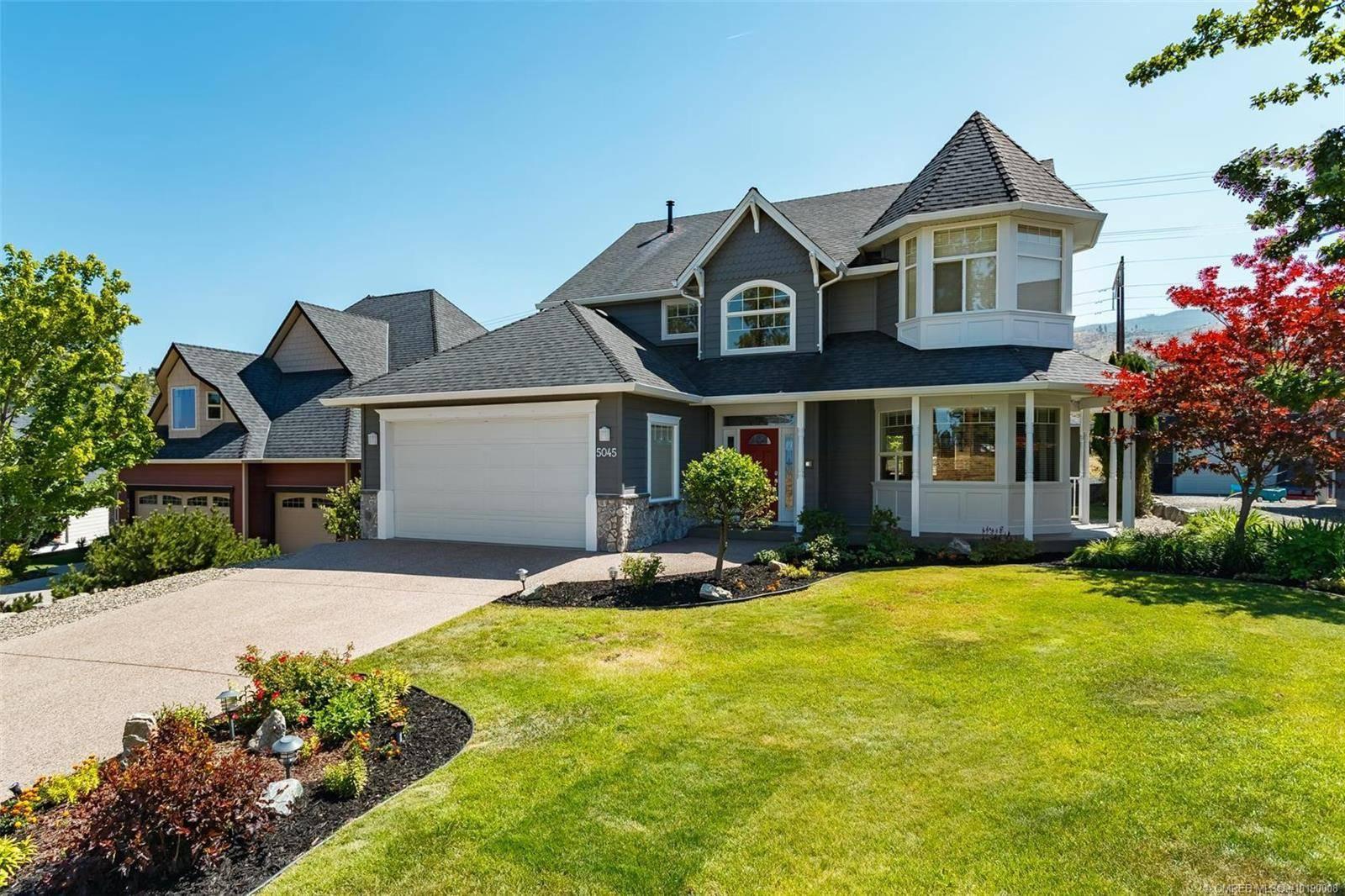 House for sale at 5045 Treadgold Ct Kelowna British Columbia - MLS: 10190008