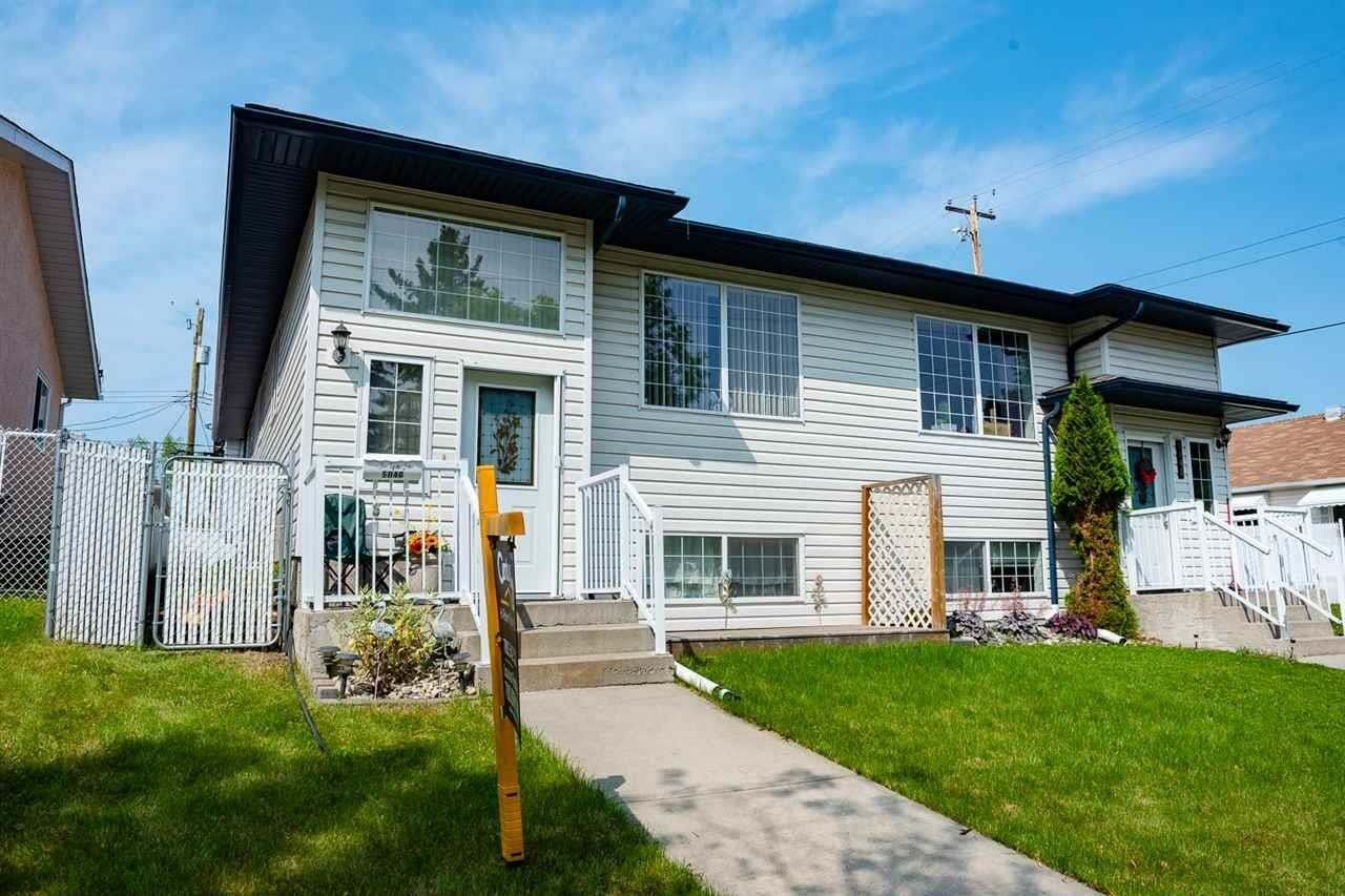 Townhouse for sale at 5046 44 St Drayton Valley Alberta - MLS: E4199558