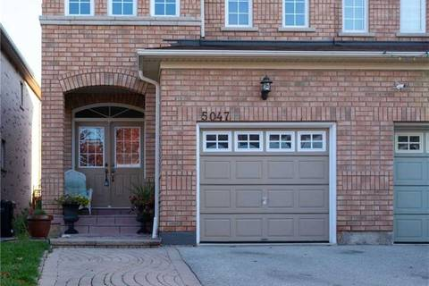 Townhouse for sale at 5047 Perenial Dr Mississauga Ontario - MLS: W4602402