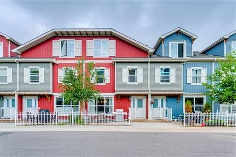 Townhouse for sale at 10 Auburn Bay Ave Southeast Unit 505 Calgary Alberta - MLS: C4292309