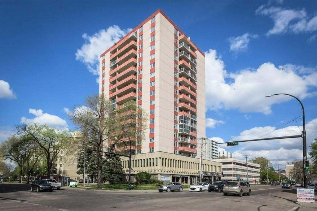 Condo for sale at 10011 116 St NW Unit 505 Edmonton Alberta - MLS: E4200203