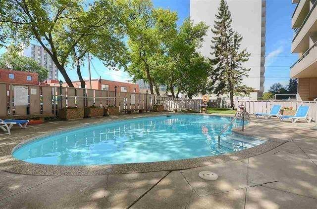 Condo for sale at 10140 120 St Nw Unit 505 Edmonton Alberta - MLS: E4187231