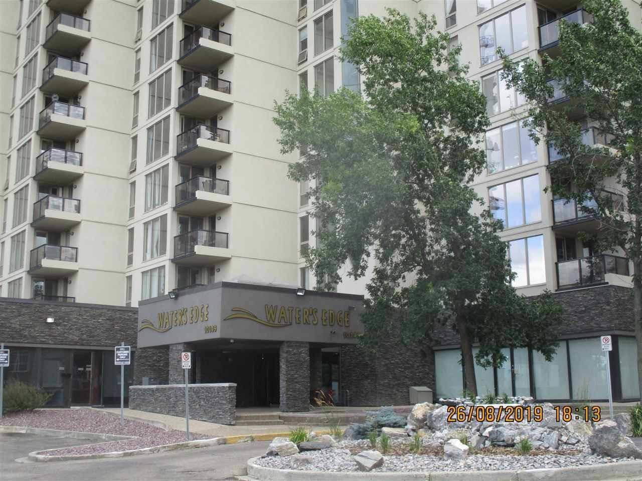 Condo for sale at 10149 Saskatchewan Dr Nw Unit 505 Edmonton Alberta - MLS: E4171830