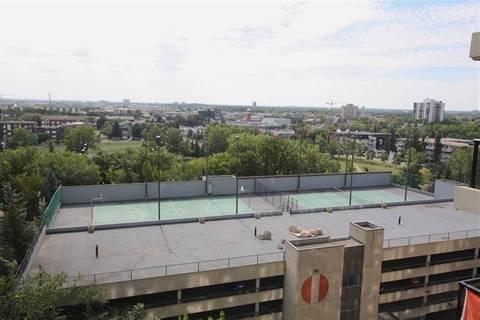 Condo for sale at 10149 Saskatchewan Dr Nw Unit 505 Edmonton Alberta - MLS: E4182087