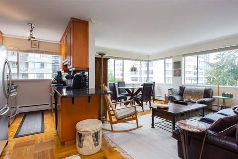 Condo for sale at 1050 Chilco St Unit 505 Vancouver British Columbia - MLS: R2421647
