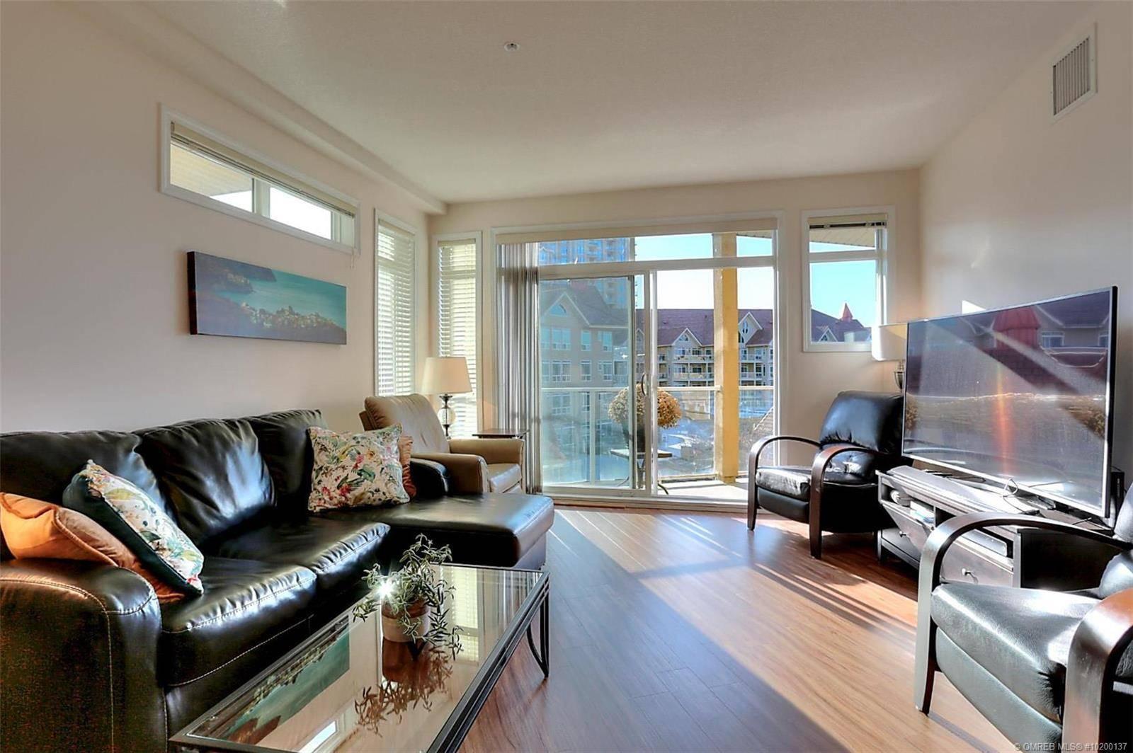 Condo for sale at 1088 Sunset Dr Unit 505 Kelowna British Columbia - MLS: 10200137