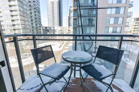 Apartment for rent at 11 Brunel Ct Unit 505 Toronto Ontario - MLS: C4390679