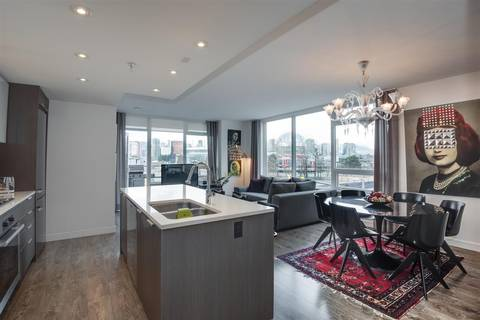 Condo for sale at 110 Switchmen St Unit 505 Vancouver British Columbia - MLS: R2432303