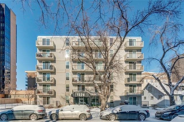 Buliding: 1328 13 Avenue Southwest, Calgary, AB