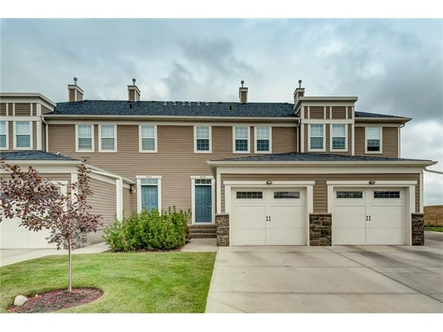 For Sale: 505 - 155 Silverado Skies Link Southwest, Calgary, AB | 3 Bed, 3 Bath Townhouse for $329,000. See 29 photos!
