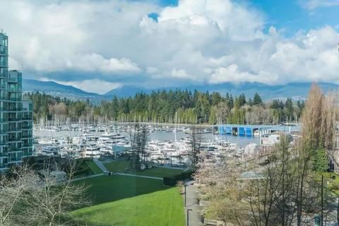 Condo for sale at 1680 Bayshore Dr Unit 505 Vancouver British Columbia - MLS: R2447990