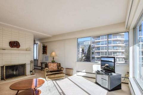Condo for sale at 1730 Duchess Ave Unit 505 West Vancouver British Columbia - MLS: R2356675