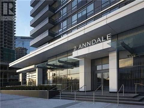 Apartment for rent at 2 Anndale Dr Unit 505 Toronto Ontario - MLS: C4455442