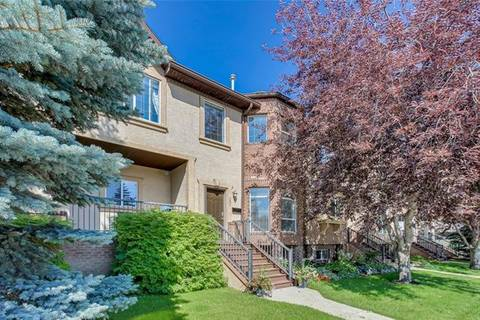 Townhouse for sale at 505 20 St Northwest Calgary Alberta - MLS: C4258262