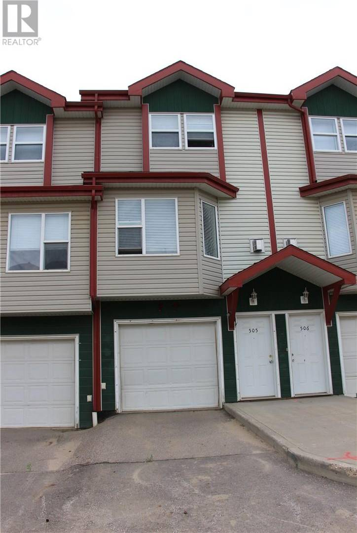 Townhouse for sale at 201 Arabian Dr Unit 505 Fort Mcmurray Alberta - MLS: fm0182691