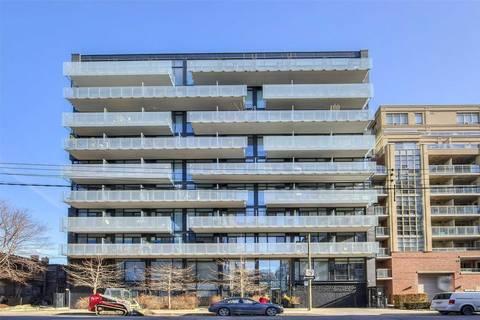 Apartment for rent at 25 Stafford St Unit 505 Toronto Ontario - MLS: C4389320