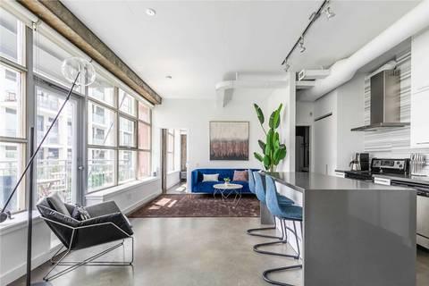 Apartment for rent at 29 Camden St Unit 505 Toronto Ontario - MLS: C4736248