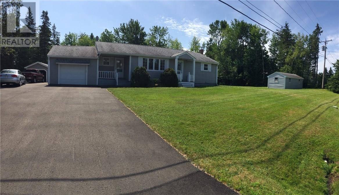 House for sale at 308 Route 505 Rte Unit 505 Ste. Anne-de-kent New Brunswick - MLS: M124684