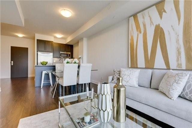 Sold: 505 - 35 Fontenay Court, Toronto, ON