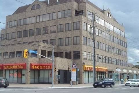 Commercial property for lease at 3601 Victoria Park Ave Apartment 505 Toronto Ontario - MLS: E4660038