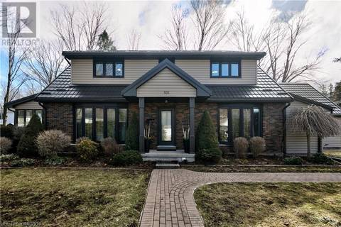 House for sale at 505 4th Avenue A  West Owen Sound Ontario - MLS: 185633