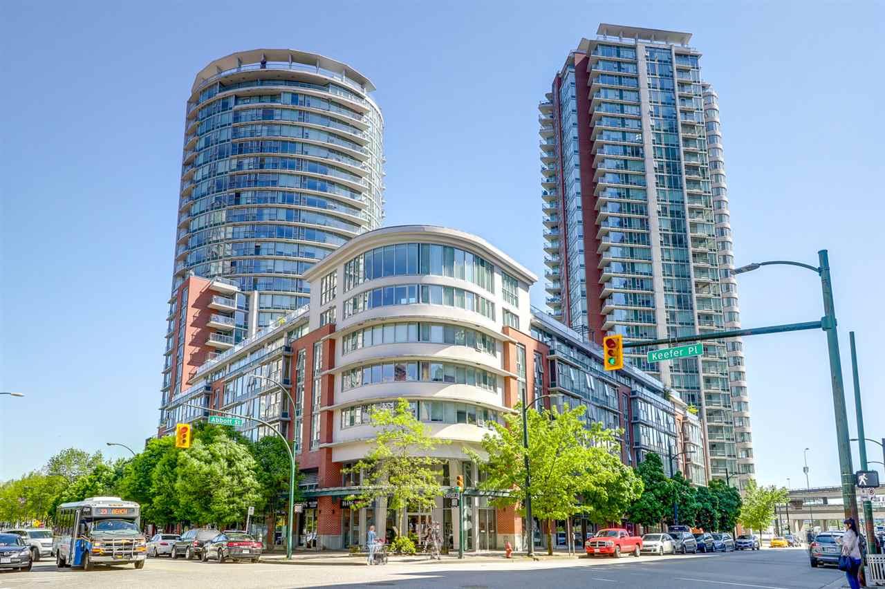 Sold: 505 - 618 Abbott Street, Vancouver, BC