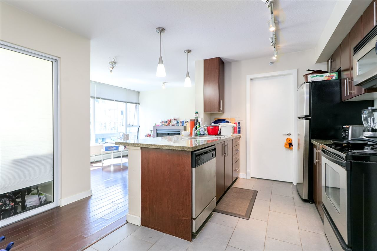 For Sale: 505 - 618 Abbott Street, Vancouver, BC   1 Bed, 1 Bath Condo for $649,900. See 18 photos!