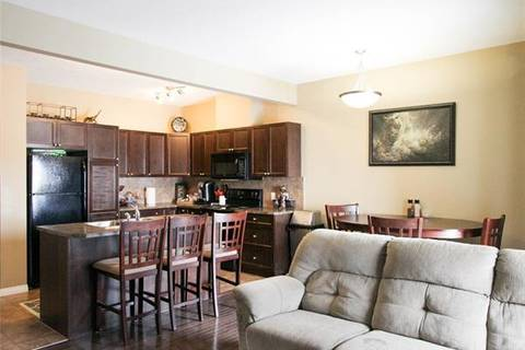 Townhouse for sale at 620 Luxstone Landng Southwest Unit 505 Airdrie Alberta - MLS: C4229740