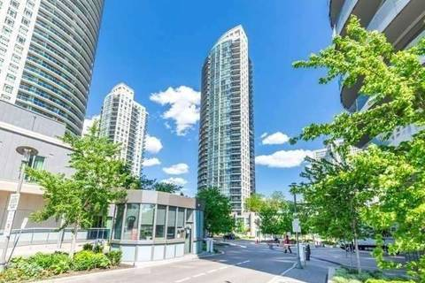 Apartment for rent at 70 Absolute Ave Unit 505 Mississauga Ontario - MLS: W4699298