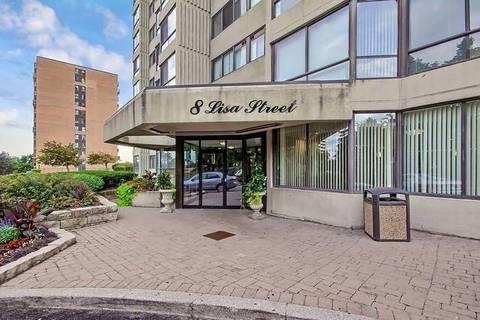 Condo for sale at 8 Lisa St Unit 505 Brampton Ontario - MLS: W4602246
